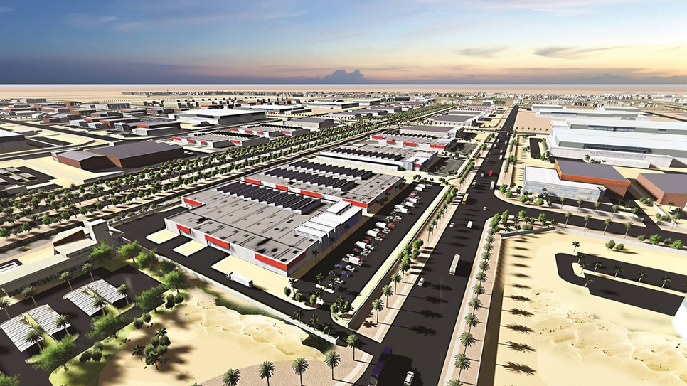 A contract has been awarded for Saudi's Spark energy city.