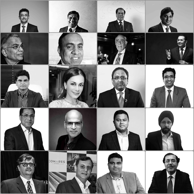 Construction Week lists the most influential Indians active in GCC construction.