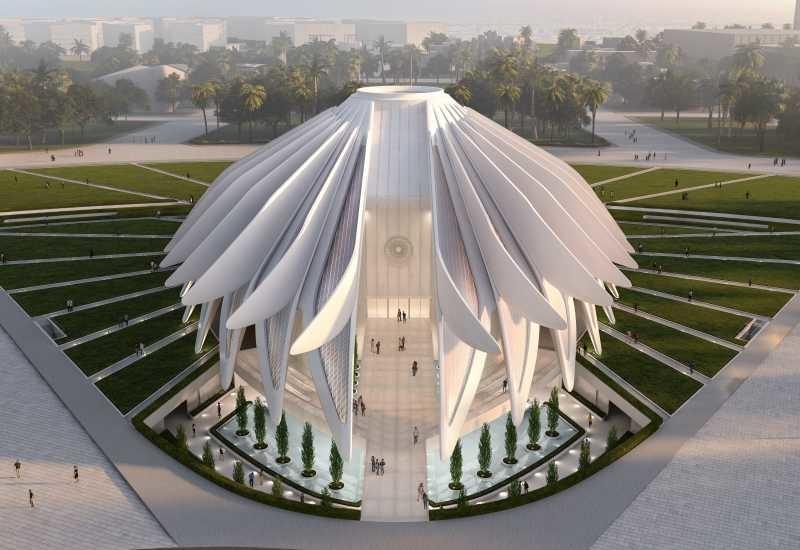 Expo 2020 Dubai will open on 20 October.