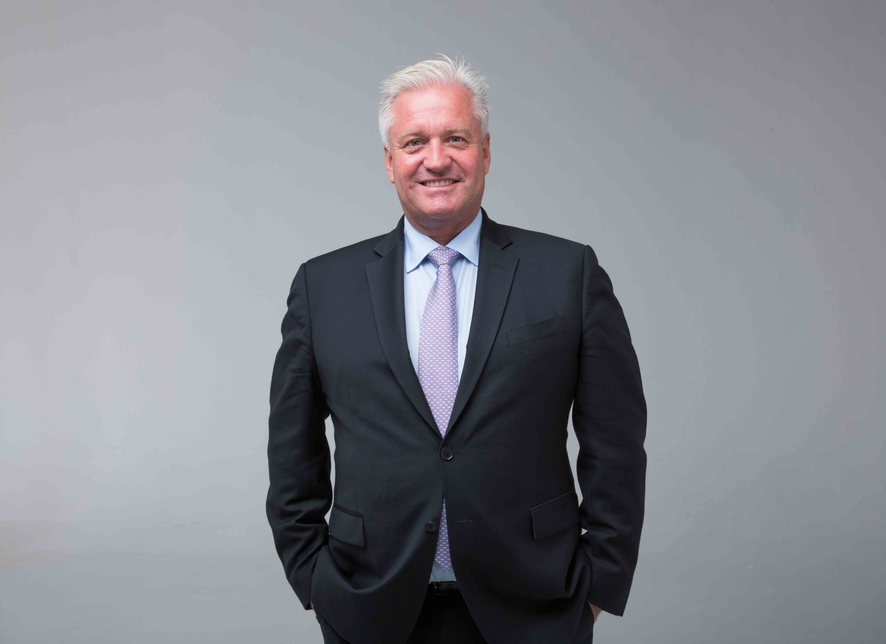 Hamish Tyrwhitt was group CEO of Arabtec Holding.