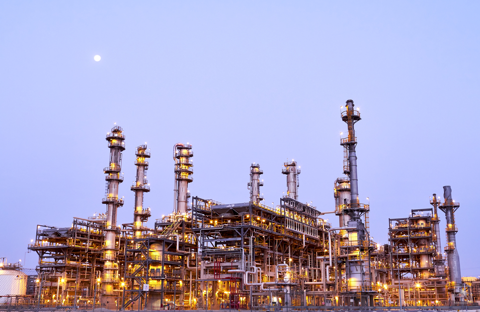 The PIB plant is Saudi Aramco's latest petrochemical-related project in the kingdom, including Sadara (pictured).