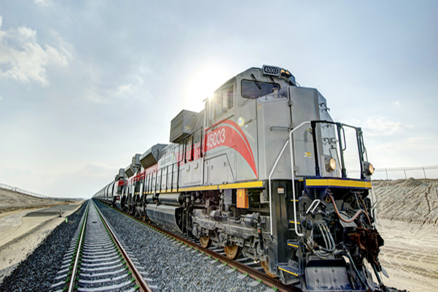 New Etihad Rail contracts have been awarded.