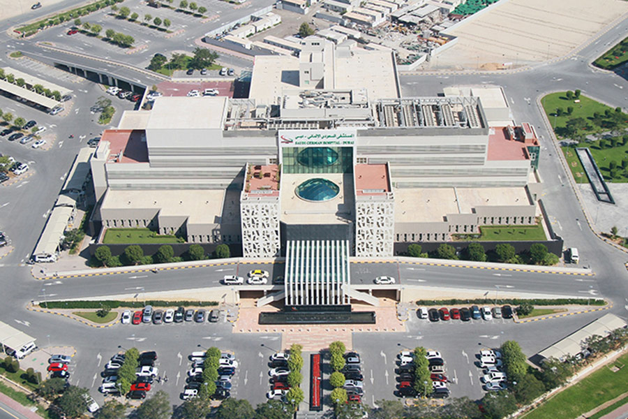 Saudi German Hospital currently operates four facilities in the kingdom.