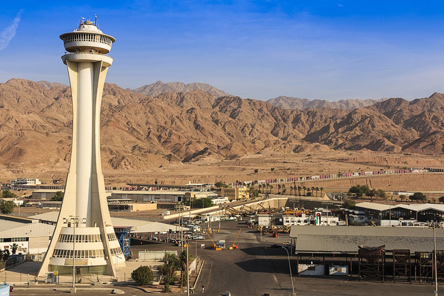 Saudi Arabia will fund a $705m rail network from Aqaba (pictured) to Ma'an in Jordan.