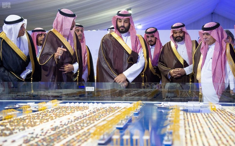 Crown Prince unveils Saudi's first privately developed port in Rabigh - Projects And Tenders - Construction Week Online