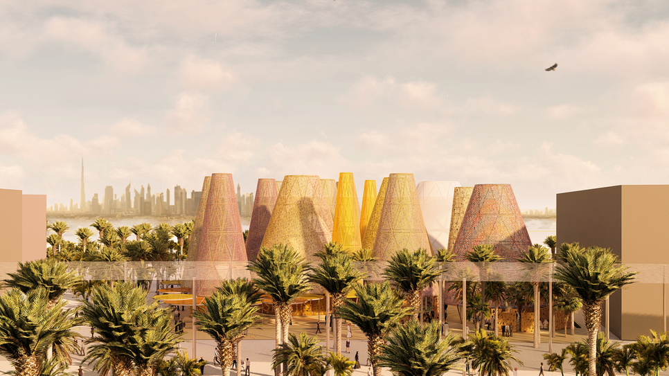 Expo 2020 Dubai's Spain Pavilion will showcase the country's 800 years of Islamic rule.