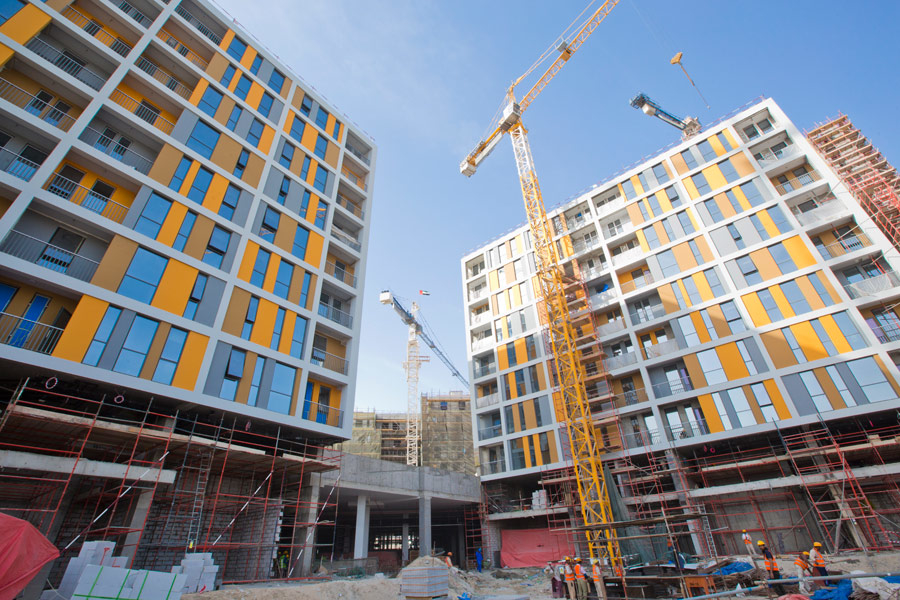 Midtown is among Deyaar's ongoing Dubai projects.