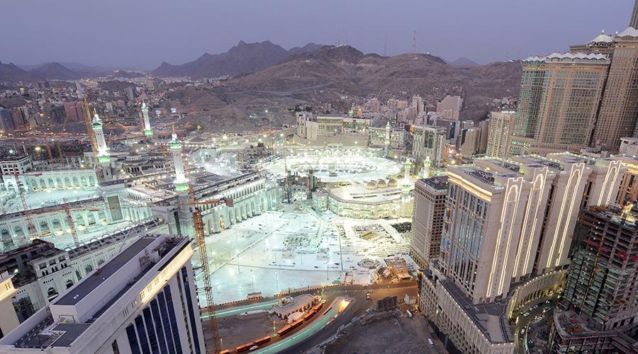 JODC is developing Jabal Omar in Makkah.