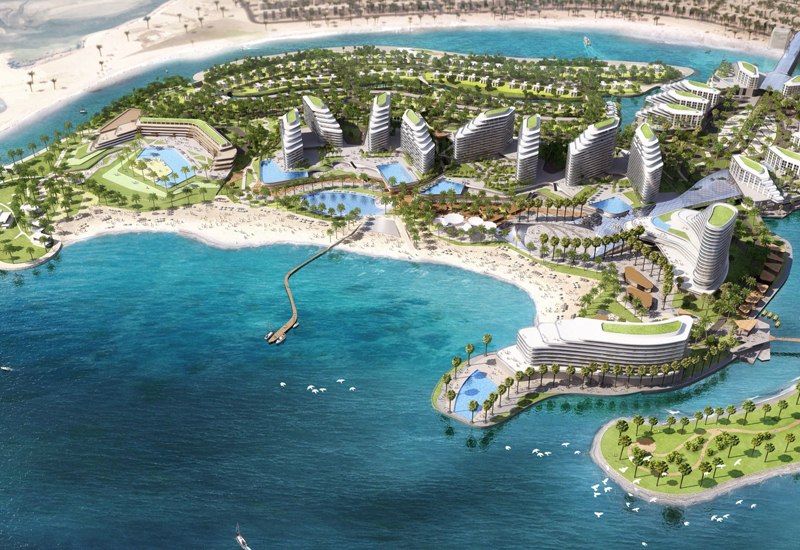 Rak Properties is developing the Mina Al Arab mixed-use project.
