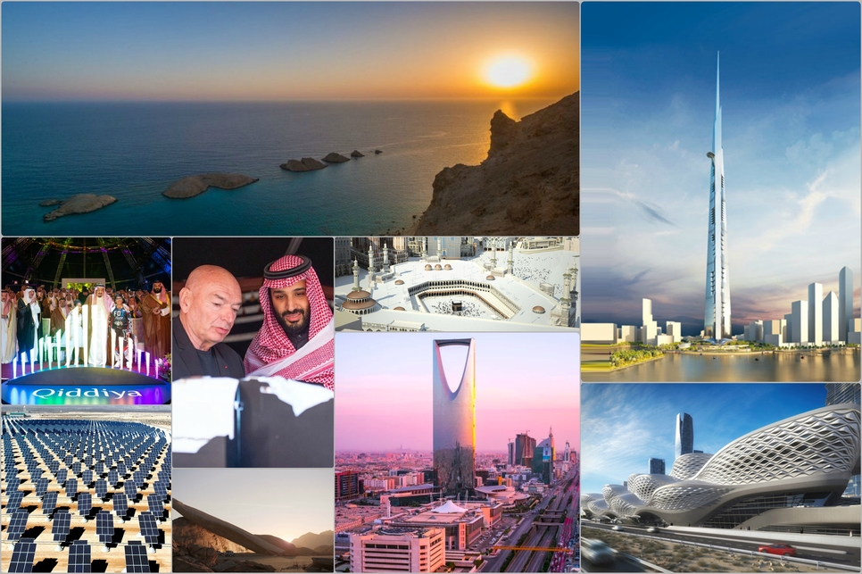 Saudi Arabia's top 20 construction projects of 2019