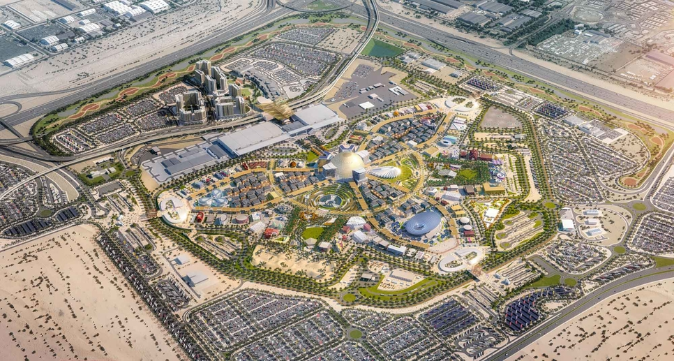 A tender is open to build Expo 2020 Dubai's India Pavilion/
