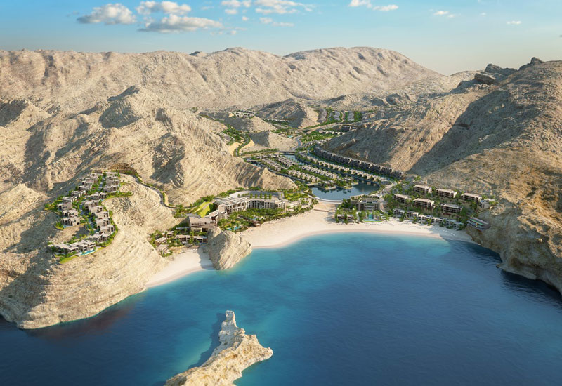 Saraya Bandar Jissah is one of KEO's projects in Oman.