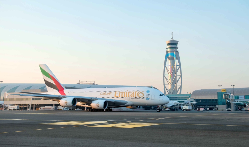 A 45-day revamp scheme at Dubai's DXB airport will boost DWC traffic by 700% [representational image].