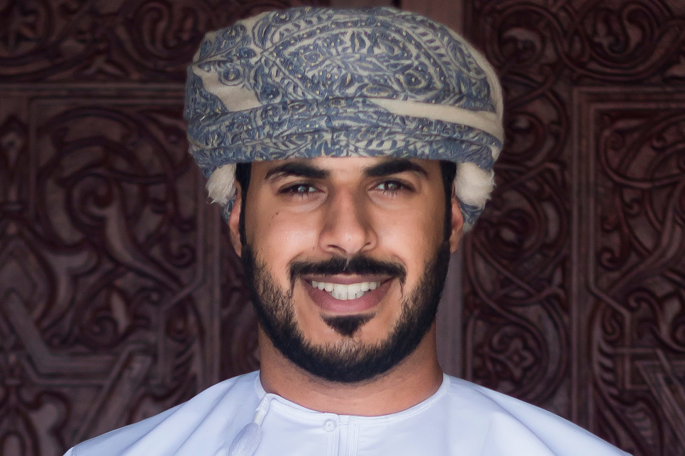 Osama Saud Al Kharusi is one of CW Oman Awards 2019's Rising Star entries.