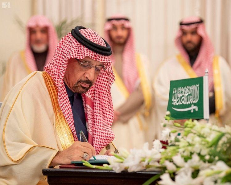 Saudi Arabia's energy minister Khalid Al-Falih signed four MoUs with Pakistan.