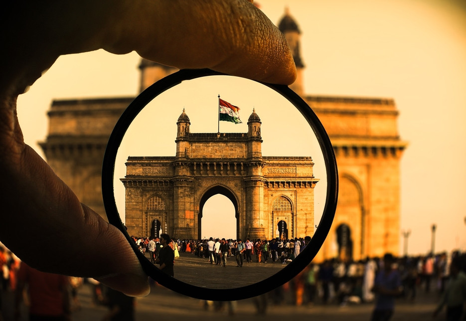 Oyo will work with Saudi's PIF [representational image of Mumbai's Gateway of India].