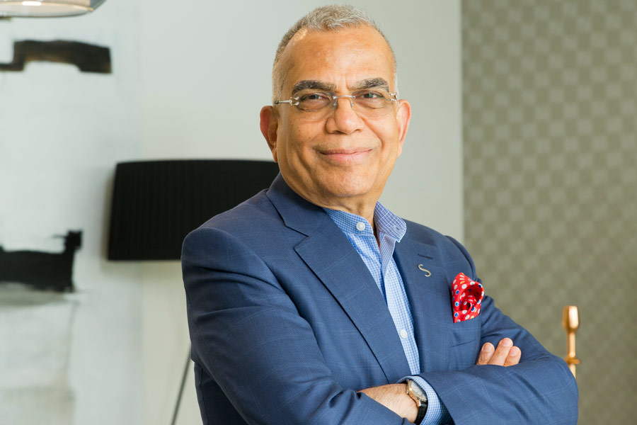 PNC Menon is chairman of Sobha Group.