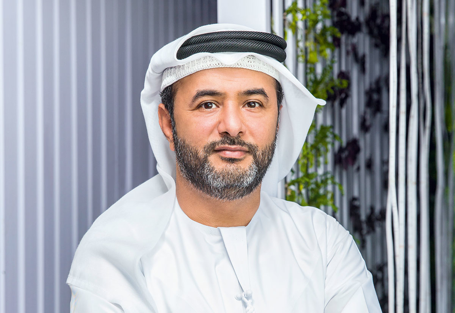 Executive director for sustainable real estate at Masdar City, Yousef Baselaib