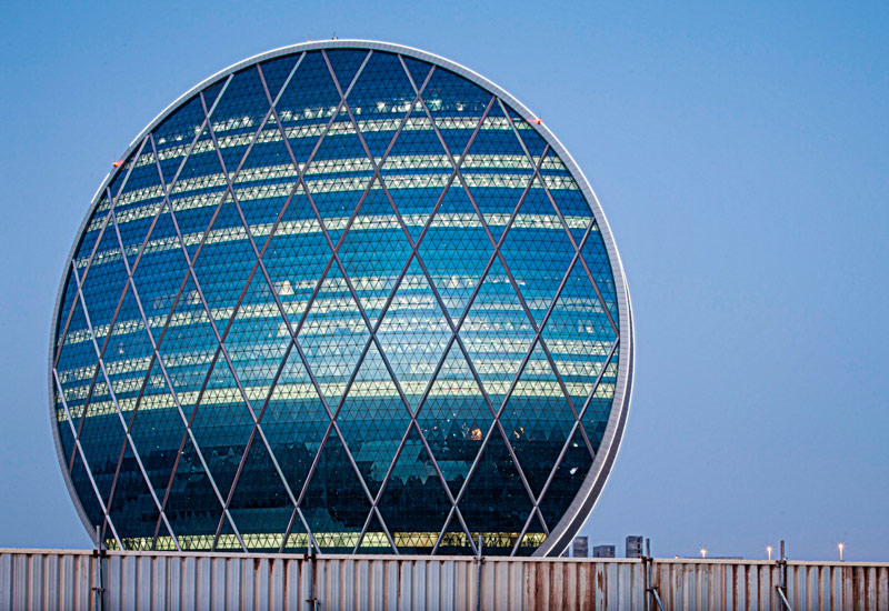 Aldar's HQ in Abu Dhabi.