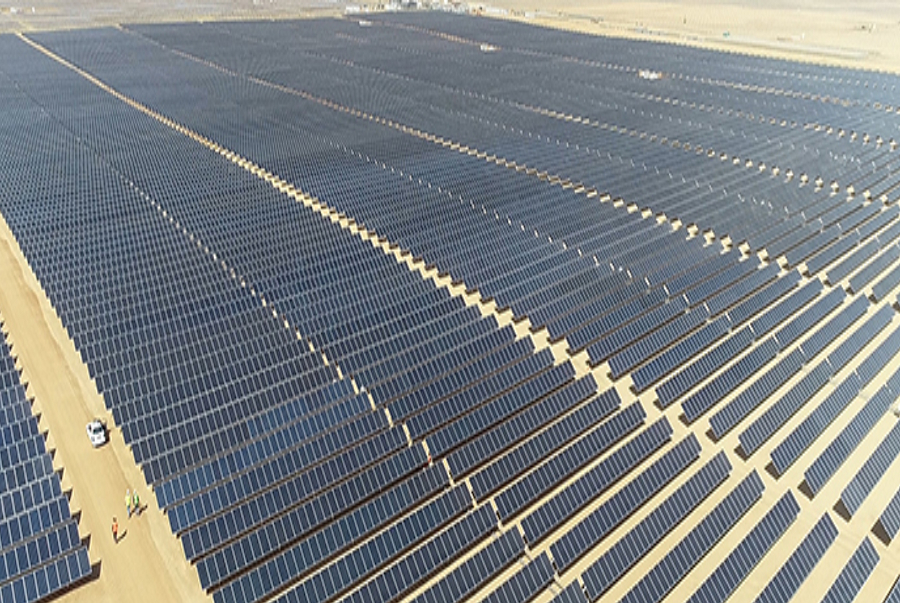 Acciona and Enara have built three solar farms for Egypt's Benban Solar Park.