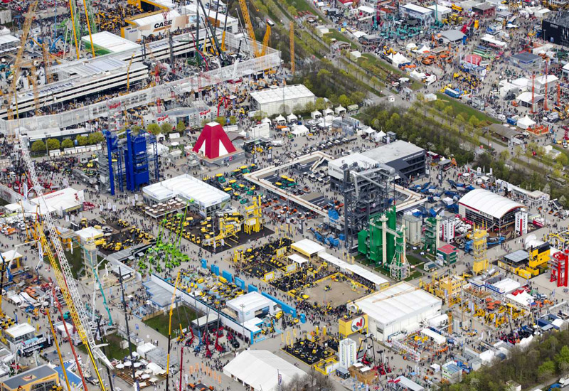 Major exhibitors are lined up to attend Bauma 2019.