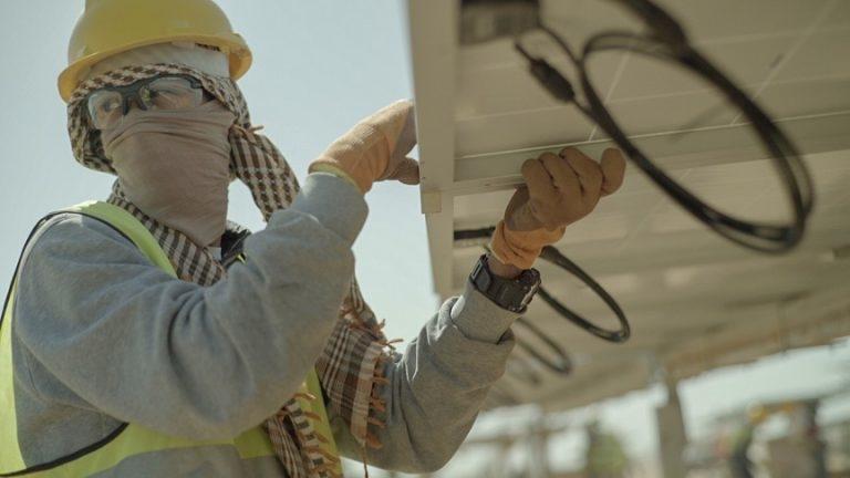 Italy's Enerray is working on Egypt's Benban Solar Park.