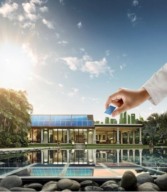 Shams Dubai is a Dewa solar power programme.