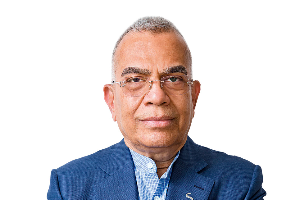 Menon is readying to step down after 50 years in the business.