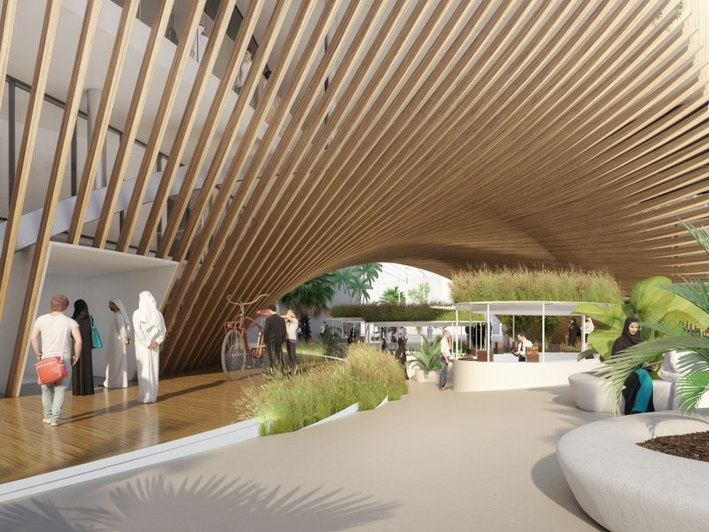BESIX is the main contractor for Belgium Pavilion at Expo 2020 Dubai.