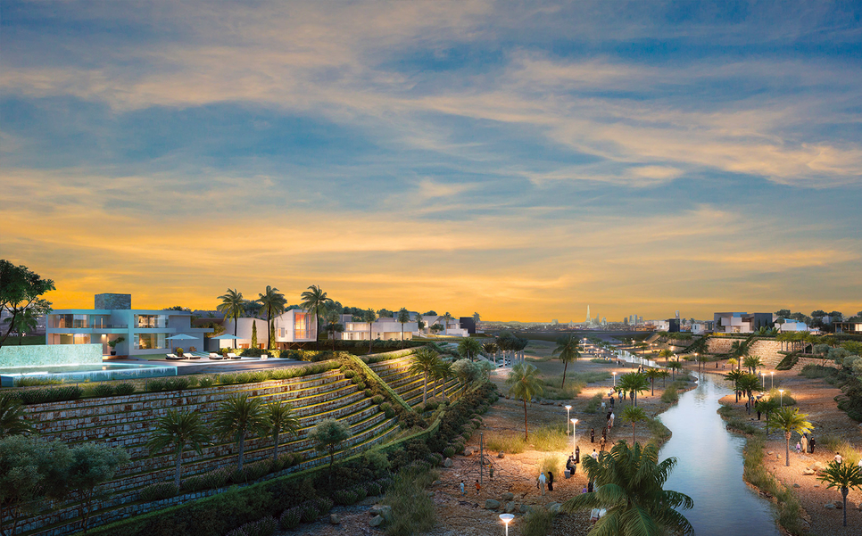 Mirabilia Villas is a Dar Al Arkan project in Riyadh.