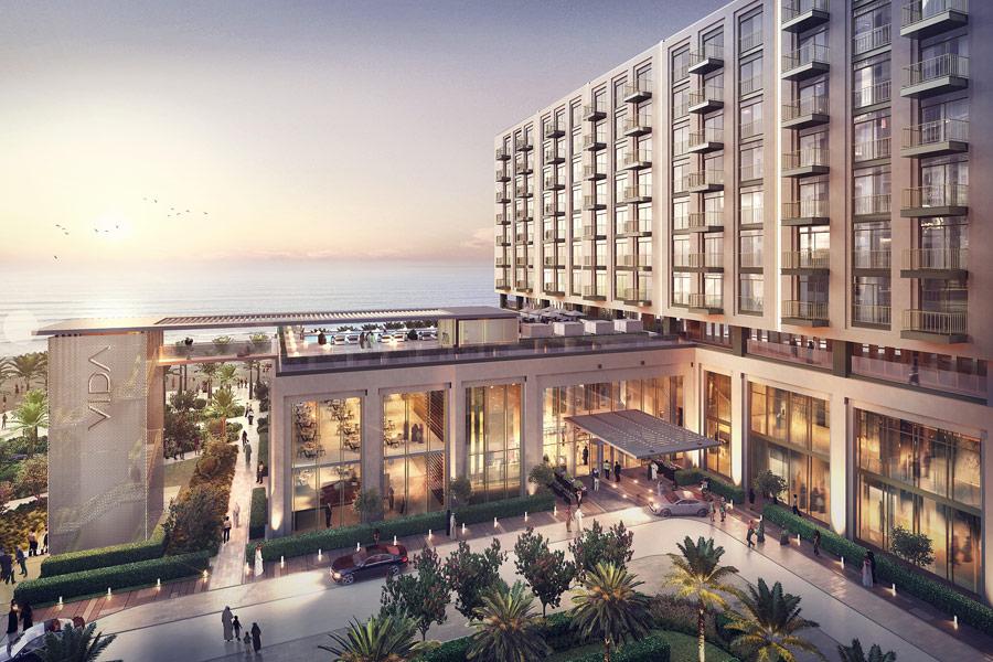 Ramboll is working on Manama's Vida Hotel in Marassi Al Bahrain.
