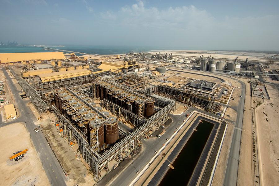 EGA is developing the UAE's first alumina refinery in Abu Dhabi.