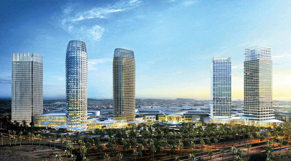 Four Hilton-branded hotels are being developed as part of The Avenues – Riyadh in Saudi Arabia.