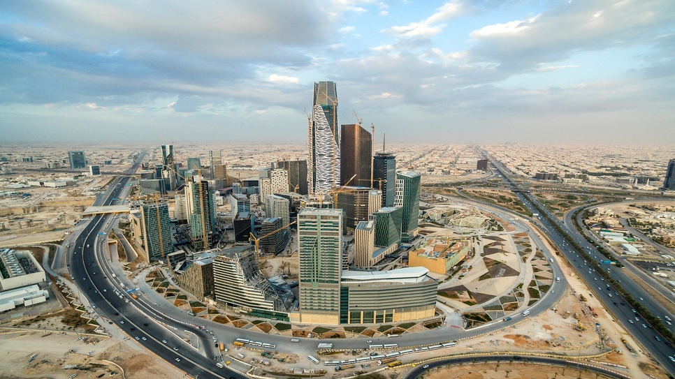 Saudi Arabia's construction sector grew in July 2019.