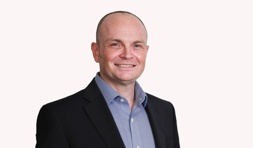 Grant Porter is CEO of Atkins MEA.