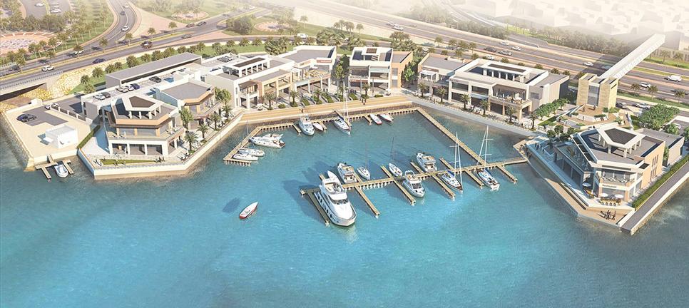 Bahrain's Edamah is building Sa'ada in Muharraq.
