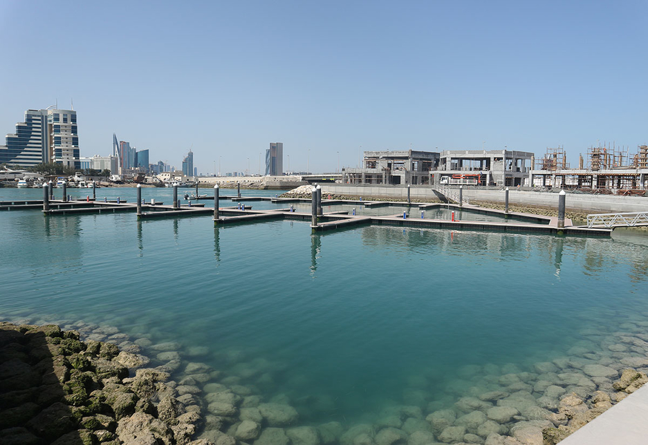 Bahrain Prime Minister's Court reviews progress on key projects [representational image]