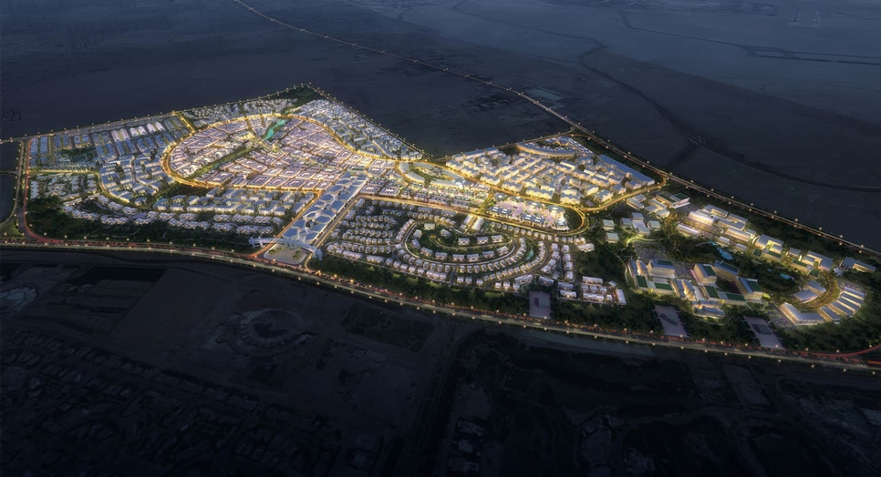 Hill International will project manage Taj City (pictured) and Sarai in Egypt.
