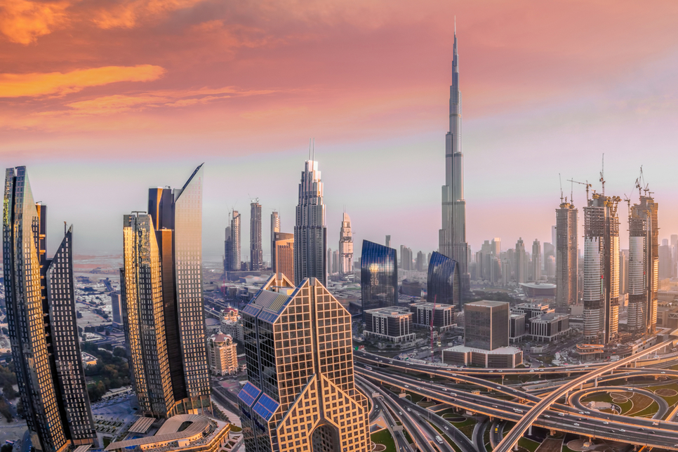 Dubai's construction sector noted marginal growth in February 2019.