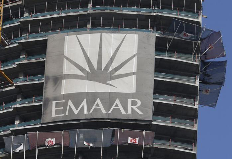 Emaar is listed in Dubai.