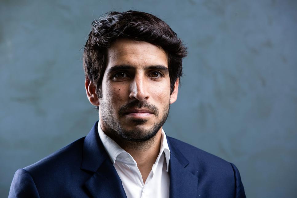 Saeed Al Abbar, managing director of Dubai-based engineering consultancy AESG.