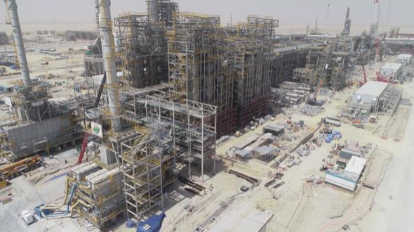 Kuwait is developing Al Zour Refinery.