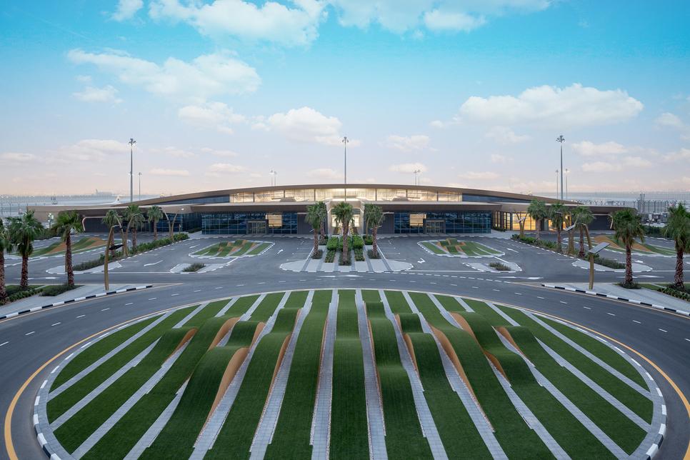 Dubai South spans 145km2.