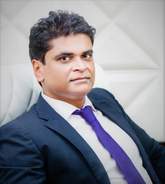 Rajesh Kumar Krishna is chairman and CEO of Beaver Gulf Group.