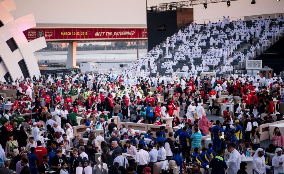 The Special Olympics World Games Abu Dhabi 2019 are under way.