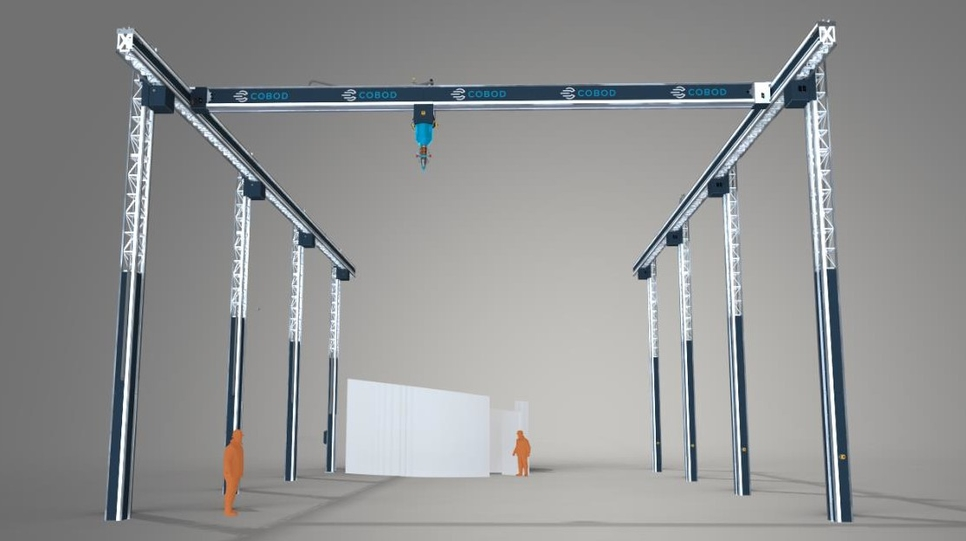 The world's largest 3D printer is coming to Saudi Arabia.
