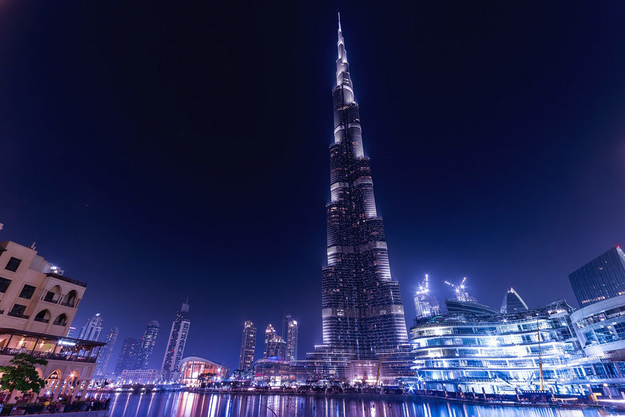 The world's tallest tower, Burj Khalifa, is only one of the UAE's many record-breaking feats.
