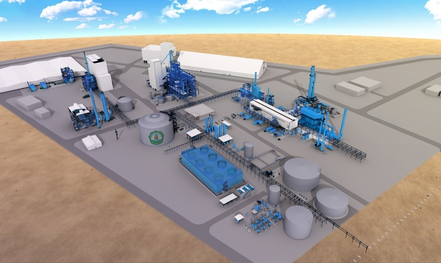 Thyssenkrupp and Petrojet have won an EPC contract in Egypt.