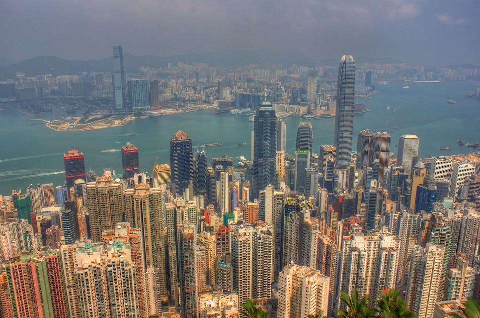Hong Kong may build $80bn artificial islands off the Lantau coast.