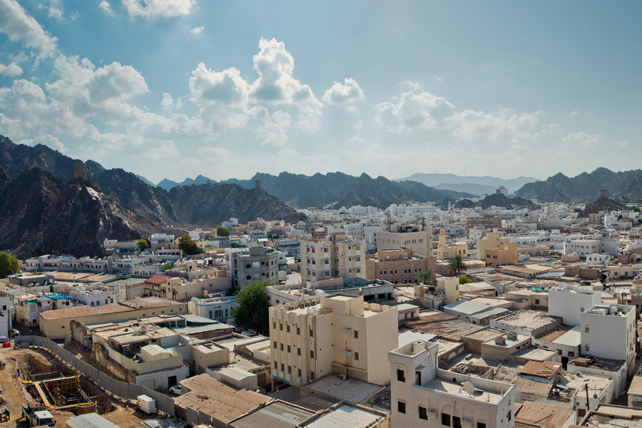 Muscat is seeing a rise in tourism projects.